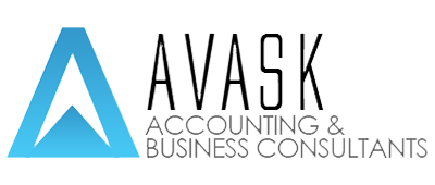 AVASK Accounting and Business Consultants Logo